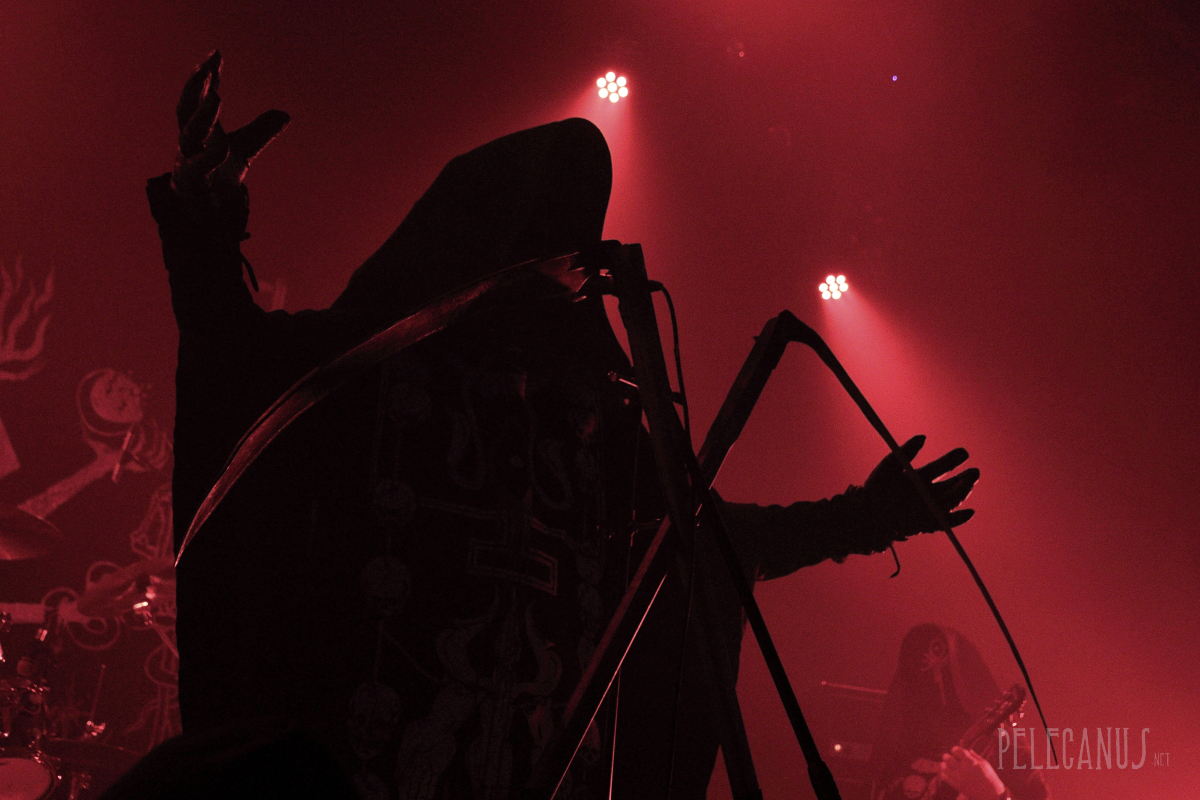 Cult of Fire live Messe des morts 2016