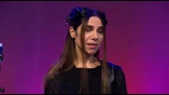 PJ Harvey The Community Of Hope Andrew Marr Show 2016