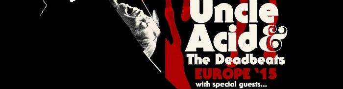 [Concours] Uncle Acid and the Deadbeats 2 places à gagner pour le concert à Bordeaux le 15 octobre 2015