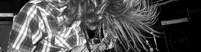 Ensorcelor + Dark Castle + YOB 14/07/2011 @ Katacombes, Montréal