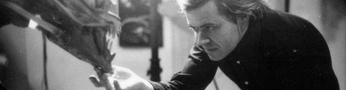 H.R. Giger : Résonnances biomécaniques