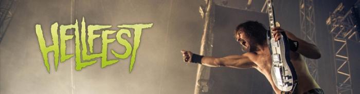 Hellfest 2013 - Jour 03 : « Relèves et légendes »