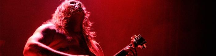 High On Fire + Goatwhore + Primate + Lo-Pan 27/11/2012 @ La Tulipe, Montréal