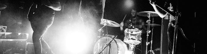 Dark Circles + Rhino + Goetia + Flicker State 23/05/2015 @ Hémisphère Gauche, Montréal