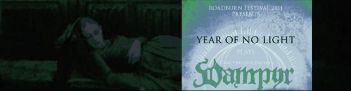 Year of No Light - Vampyr (Carl Theodor Dreyers's Movie Soundtrack) live @ Roadburn Festival 2011