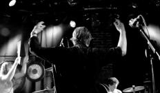 Swans + Les Hommes Sauvages live 22/07/11 @ Paris, Maroquinerie