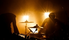 Year Of No Light + Eibon + Valve 07/06/2012 @ Glazart, Paris