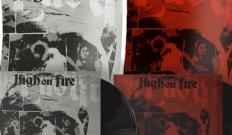 High on Fire : Spitting Fire Live Vol. 1 & Vol. 2 disponible en pré-commande