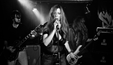 Cult of occult + Ataraxie + Wounded Kings 01/03/12 @ Combustibles, Paris