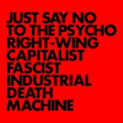 Gnod – Just Say No To The Psycho Right-Wing Capitalist Fascist Industrial Death Machine (2017)
