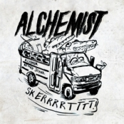 The Alchemist - Retarded Alligator Beats (2015)