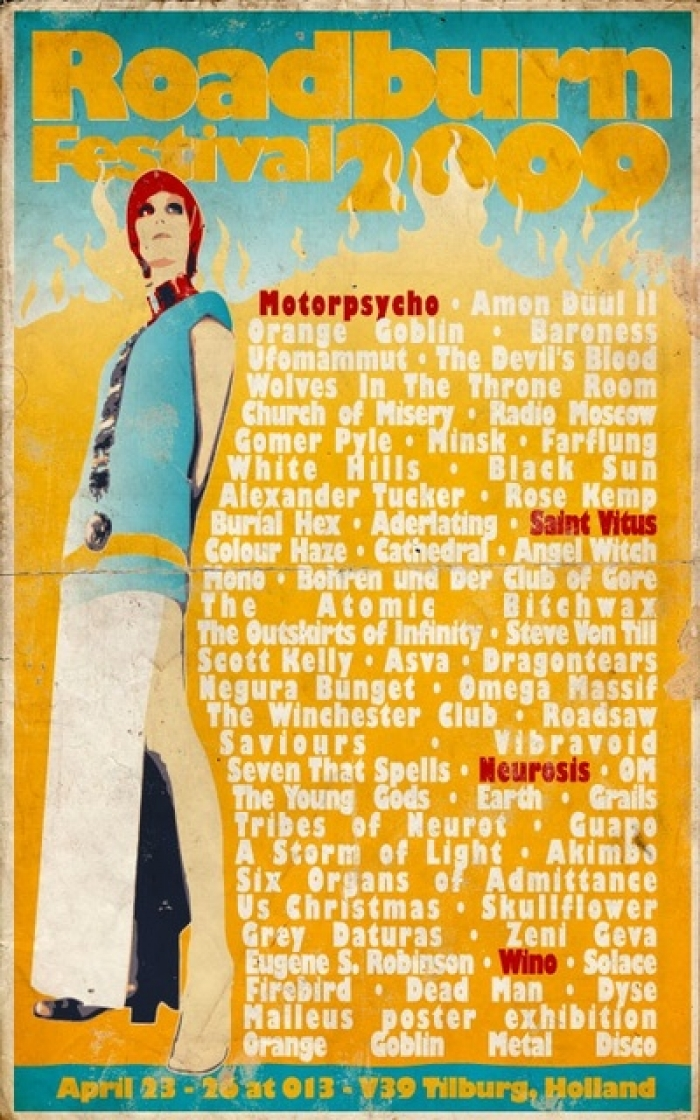 Roadburn Festival 2009 : l'ultime sélection vidéo
