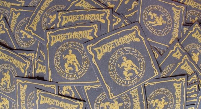 """Dopethrone : """"Hochelaga"""" dispo le 13/04, """"listening party"""" le 28/02 au Soundcentral (Montréal)"""