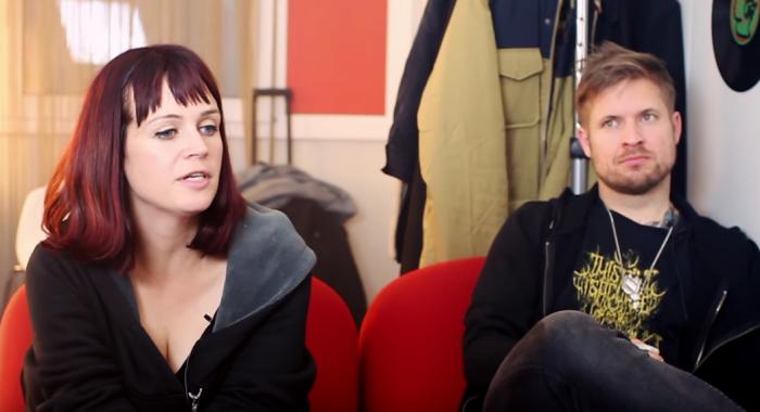 [Entrevue vidéo] Cult of Luna & Julie Christmas 03/11/16 @ Les Docks, Lausanne