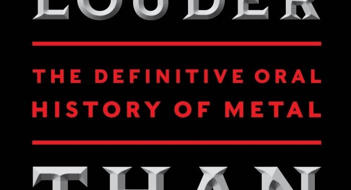 [Livre] Louder than hell: The definitive oral history of Metal, Jon Wiederhorn, Katherine Turman (2013)