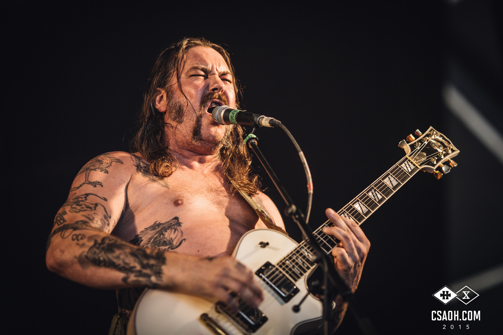 High on Fire live Hellfest 2015