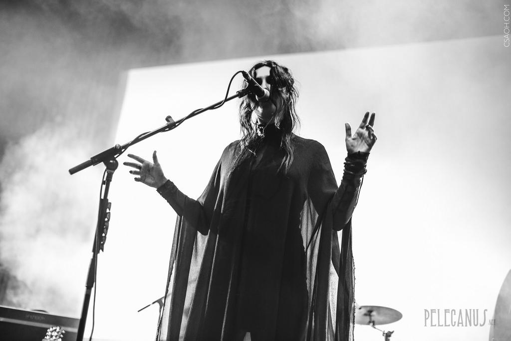 Chelsea Wolfe live Roadburn Festival 2017
