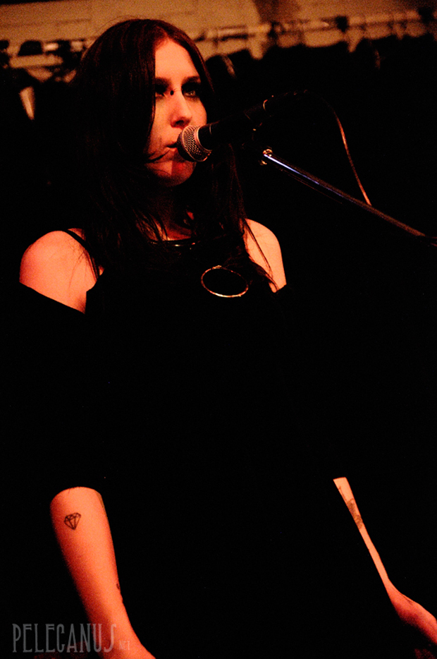 Chelsea Wolfe 22/01/13 @ Il Motore, Montréal