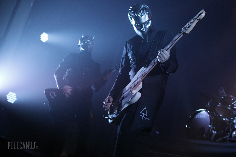 The Nameless Ghouls live Montréal