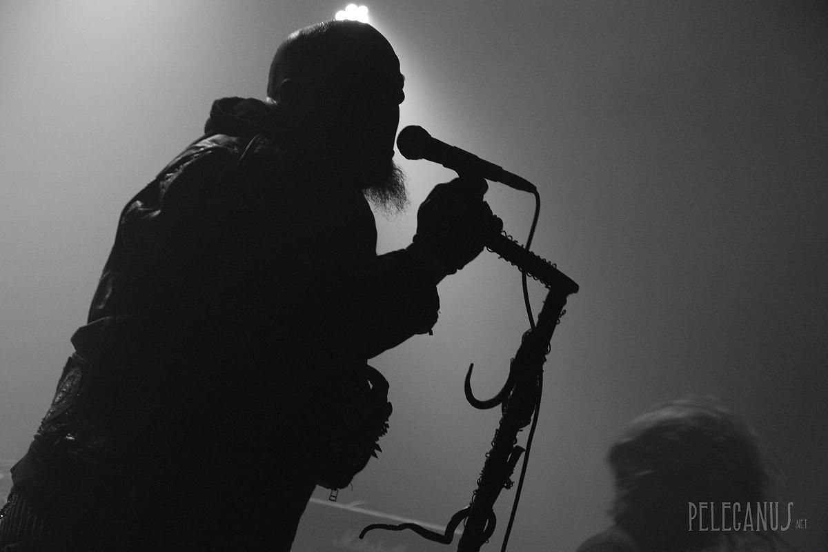 Monarque live Messe des morts 2016