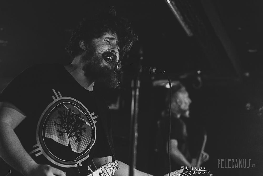 Stonedbirds live Paris 2015