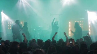 EYEHATEGOD live at Hellfest 2011