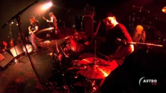 "LORD DYING ""Greed Is Your Horse"" Live @ L'Astrolabe - Orléans // ASTROTV"