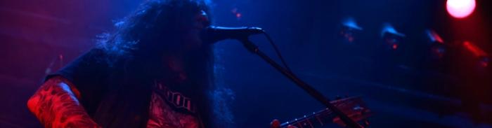 Enslaved + YOB + Ecstatic Vision + Show of Bedlam 20/03/2015 @ Les Foufounes Electriques, Montréal