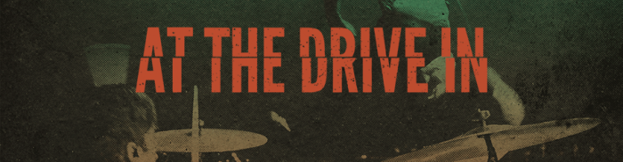 At The Drive In + The Butcherettes + La Muerte 08/04/2016 @ Impetus 2016, Lausanne