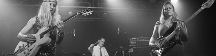 Kill The Hype #2 : Hedvig Mollestad Trio + Chaos Echœs + Domadora 28/09/2013 @ La Boule Noire, Paris