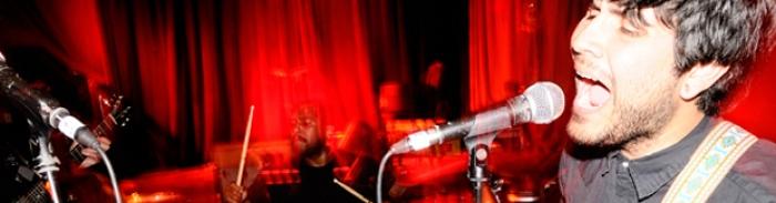 Beau Navire + We Were Skeleton + The Discord Of a Forgotten Sketch + Dark Circles 12/06/12 @ Divan Orange, Montréal