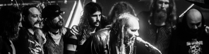 Horisont + Satan's Satyrs + The Shrine + Kadavar 17/11/2015 @ Le Trabendo, Paris