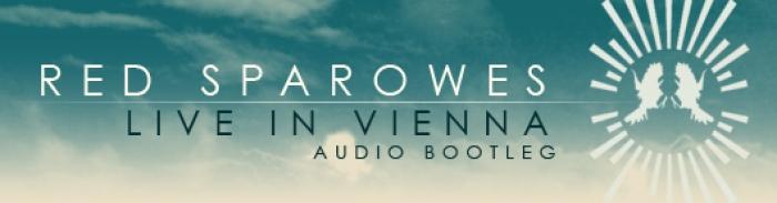 Red Sparowes : Live in Vienna bootleg audio