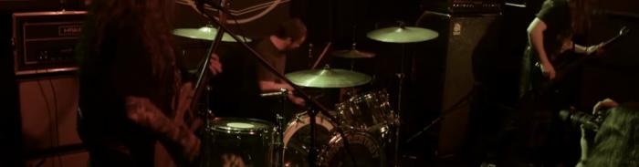 YOB live intégral 13/12/2014 @ Saint-Vitus Bar, New York