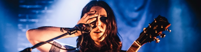 Chelsea Wolfe + A Dead Forest Index 18/11/2015 @ La Maroquinerie, Paris