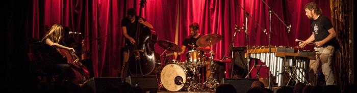Esmerine 12/11/2015 @ La Sala Rossa, Montréal