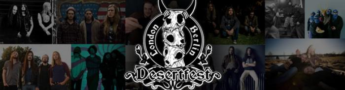 [Playlist] Desertfest 2014 Londres : la moitié du lineup annoncé !
