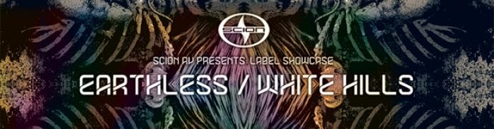 Earthless / White Hills : split disponible en écoute intégrale et téléchargement gratuit