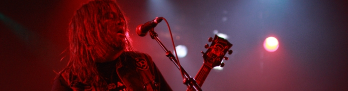 Electric wizard + Blood Ceremony + Satan's Satyrs 04/04/2015 @ Théâtre Corona, Montréal