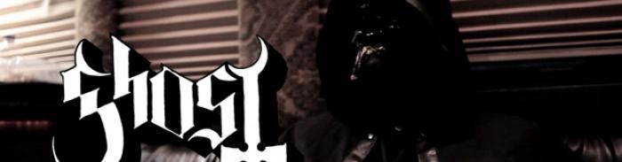 GHOST BC : rencontre avec une Nameless Ghoul 07/05/2013 @ Montréal