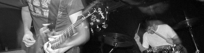 Godstopper + Hammerhands + Rhino + Luther Higgs 21/02/2013 @ Piranha Bar, Montréal