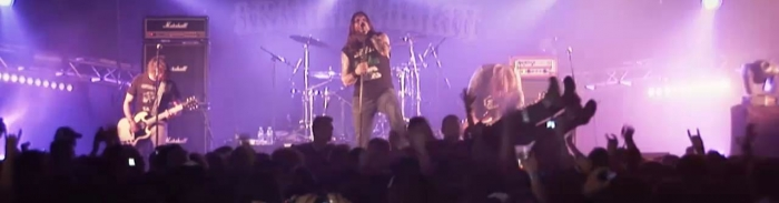 ORANGE GOBLIN live at Hellfest 2012