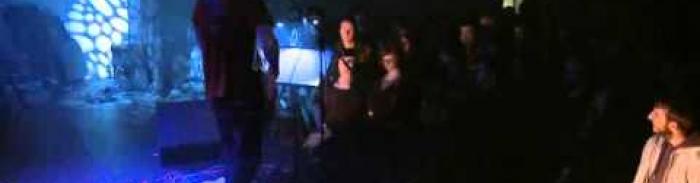 Harvestman (Steve Von Till) live @ De Kreun 02/04/10
