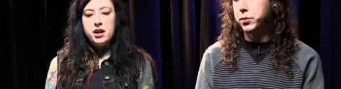 Dark Castle - Interview @ Scion Rock Fest 2011 (Scion AV)