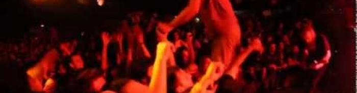 Red Fang -  Wires, Live @ An Club, Athens (2012)