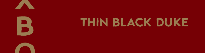 Oxbow - The Thin Black Duke (2017)