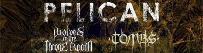 Pelican : nouveau label, nouvel album