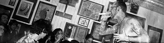 Rosetta + Restorations + Le Kraken + U.S.A. Out of Vietnam 02/03/12 @ Casa Del Popolo, Montréal