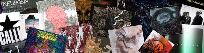 Les TOPS albums 2016 de la rédaction