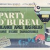 Milanku + Apes, Bas Relief, Lourié, S'cuse + Dianacrawls, Atomic Café, Montréal